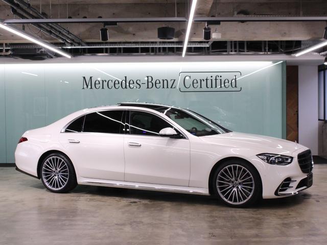 メルセデス・ベンツ Sクラス S500 4マチックロングファーストEDAMGライン