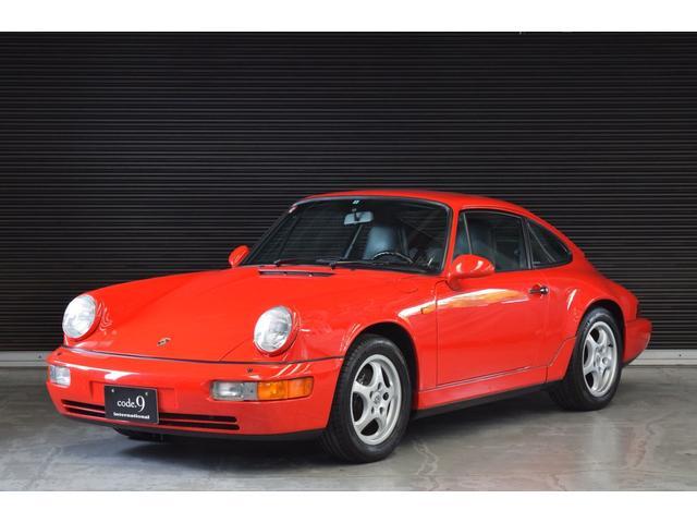 ポルシェ 911 911カレラ2 Tip 整備記録簿/新車保証書付属