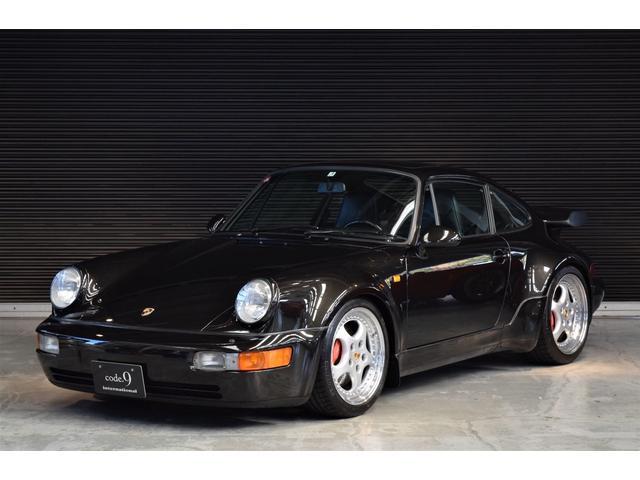 ポルシェ 911 911ターボ 3.6 純正スポーツシート 整備記録簿付属