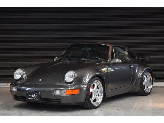 ポルシェ 911ターボ 3.6 1994年モデル 整備記録簿あり