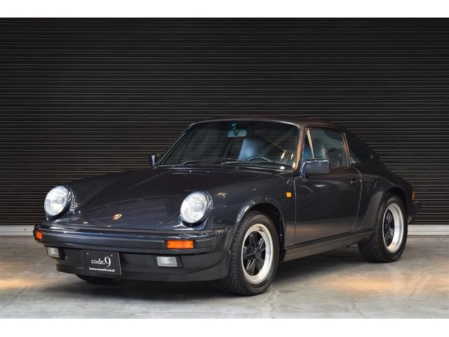 ポルシェ 911カレラ 25周年アニバーサリー限定車 記録簿/保証書付