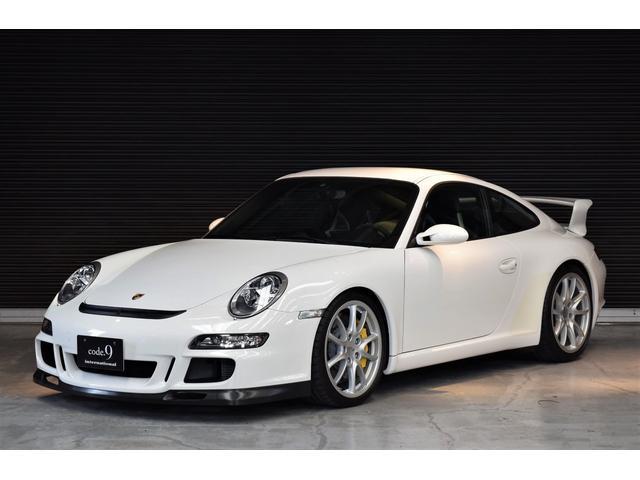 ポルシェ 911 GT3 Street PCCB レザーインテリア