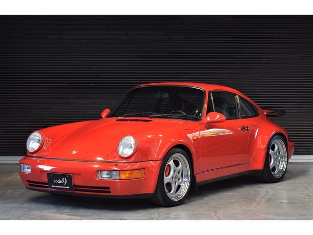 ポルシェ 911ターボ 3.6 ディーラー車 記録簿/保証書付属