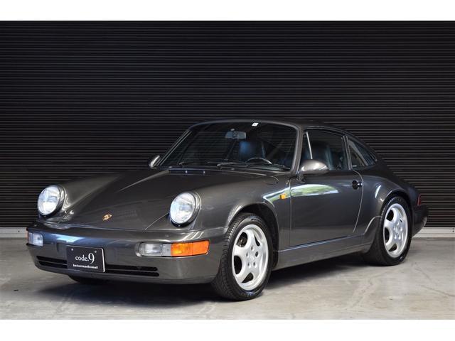ポルシェ 911カレラ2 Tip ワンオーナー車 保証書付
