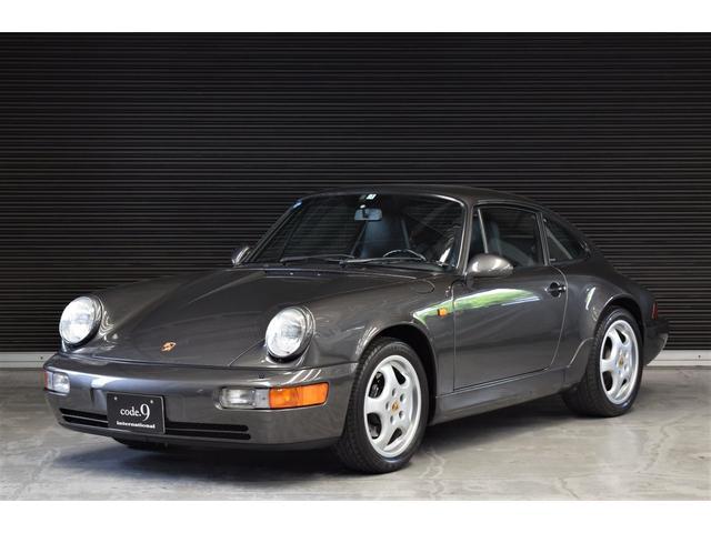 ポルシェ 911カレラ2 5MT エンジンO/H済 1993年モデル