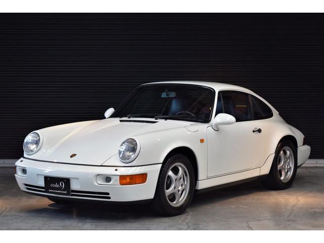 ポルシェ 911カレラ2 Tip 1992年モデル 記録簿/保証書付属