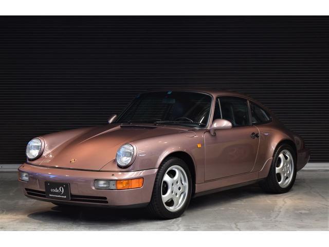 ポルシェ 911 911カレラ4 ディーラー車 整備記録簿/新車保証書付属
