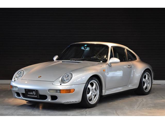 ポルシェ 911 911カレラS TipS ディーラー車 記録簿/保証書付属