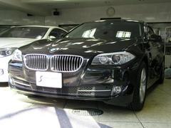 BMW528i コンフォートP 1オナ 禁煙