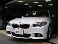 BMW523dツーリング Mスポーツパノラマルーフブラウンレザー
