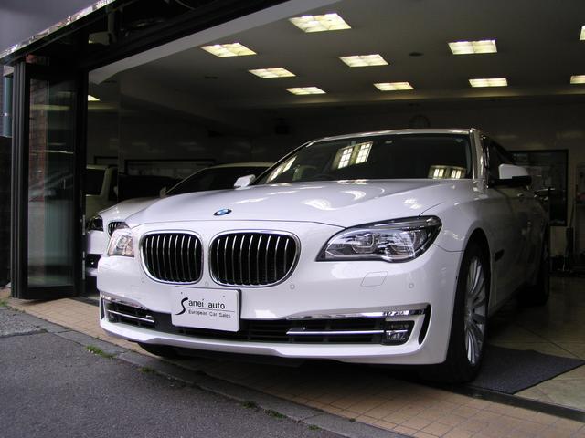 BMW アクティブハイブリッド7L Mスポーツパッケージ1オーナー