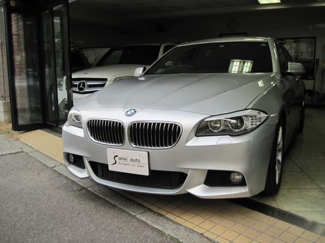 BMW 5シリーズ 523dブルーパフォーマンスMスポーツパッケージ D車