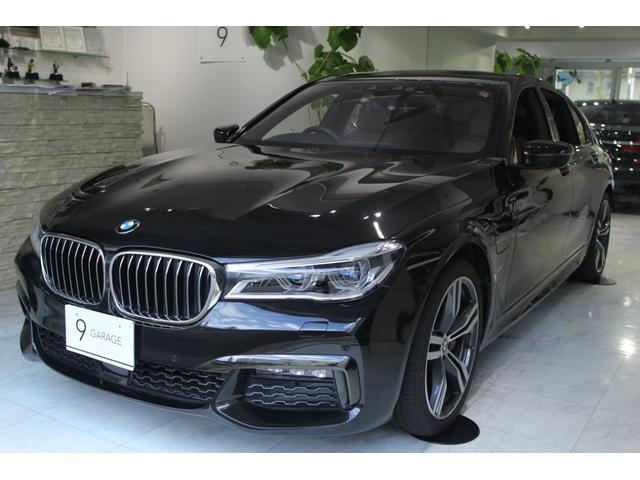 BMW 740eアイパフォーマンス Mスポーツ 20AW SR