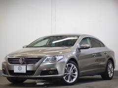 VW パサートCCV6 4モーション 追従ACC コンビ革 DCCサス2年保証