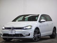 VW ゴルフGTEDCC可変サス PHEV 新車保証 LEDヘッド 追従ACC