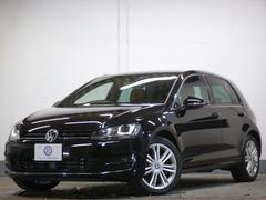 VW ゴルフミラノエディション 新車保証 限定車 コンビ革 スマートキー