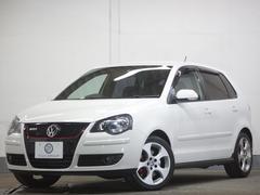 VW ポロGTI 5速MT 1オーナー 地デジHDDナビ 2年保証