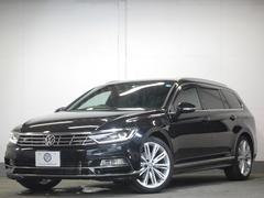 VW パサートヴァリアント2.0TSI Rライン テクノロジーP 新車保証 革 LED