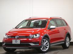 VW ゴルフオールトラックTSI 4モーション アップグレード&レザーP 2年保証