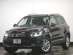 VW ティグアンTSI BMT 後期 ヒーター黒革 地デジナビ 2年保証