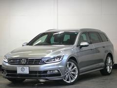 VW パサートヴァリアント2.0TSI Rライン テクノロジーP 新車保証 9.2ナビ
