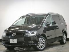 VW シャランTSIハイラインBMT Pアシスト 後席モニター 2年保証