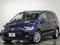 VW ゴルフトゥーランTSI ハイライン 新車保証 1オーナ 3列7人乗 SR