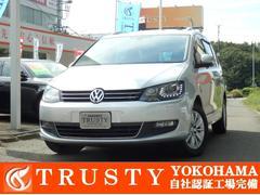 VW シャランTSIコンフォートライン パノラマSR 後席モニター Bカメ