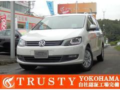 VW シャランTSI コンフォートライン ナビTV電動SD 1オナ1年保証