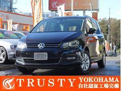 VW シャランTSIコンフォートライン 地デジナビBカメ 1オナ 1年保証