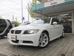 BMW323i Mスポ 社外HDDナビ・Bカメラ・ETC・HID