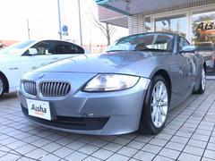 BMW Z4クーペ3.0si 黒革・ナビ・地デジ
