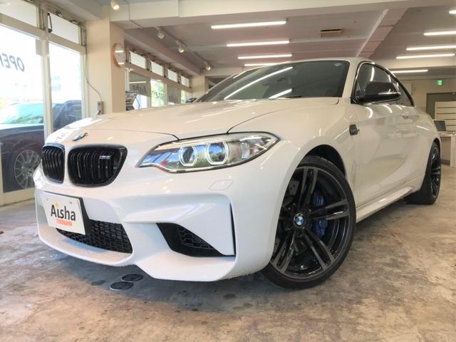 BMW M-DCT ブラックレザー 新車保証