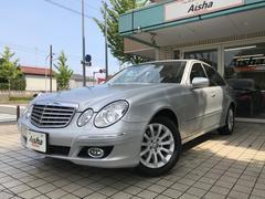 M・ベンツE300 黒革・純正ナビ・ETC・HID