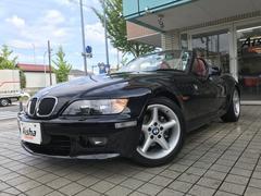 BMW Z3ロードスター2.8 1オーナー・赤黒レザー・シートヒーター