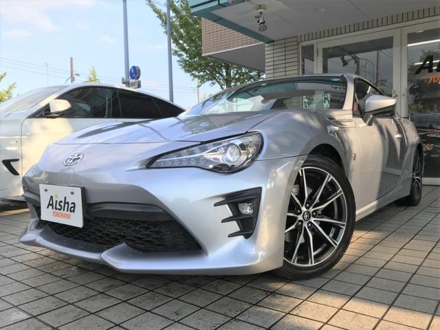 トヨタ GT 1オーナー・ハーフ革・シートヒーター・ナビ・地デジ