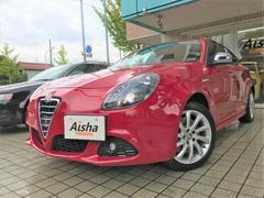 アルファロメオ ジュリエッタコンペティツィオーネ アルフィスティ 1オーナー・限定車