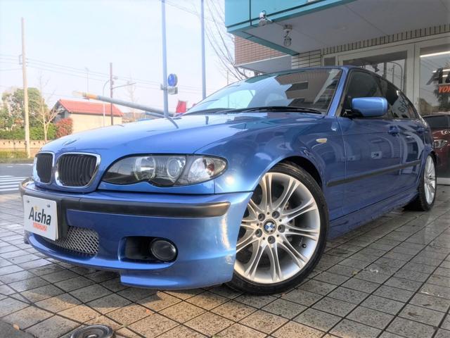 BMW 318i Mスポーツ リミテッド 社外ナビ・地デジ・Bカメラ
