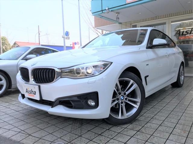 BMW 320iグランツーリスモ スポーツ ACC 純ナビ・Bカメラ