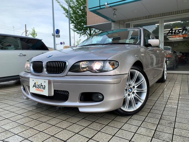BMW 320iスポーティダイヤモンド 限定車 黒レザー HID