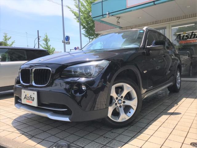 BMW sDrive18i HDDナビ・Bカメラ・地デジ・HID