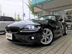 BMW Z42.5i 黒革・Pシート・シートH・HID・ETC・17AW