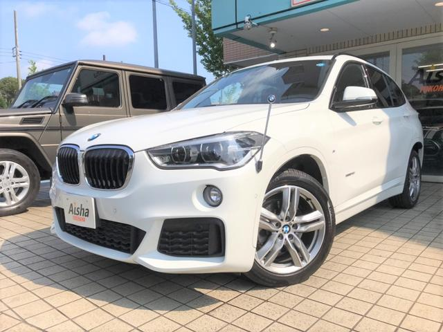 BMW sDrive 18iMスポ1オーナー・LED・ナビ・Bカメラ