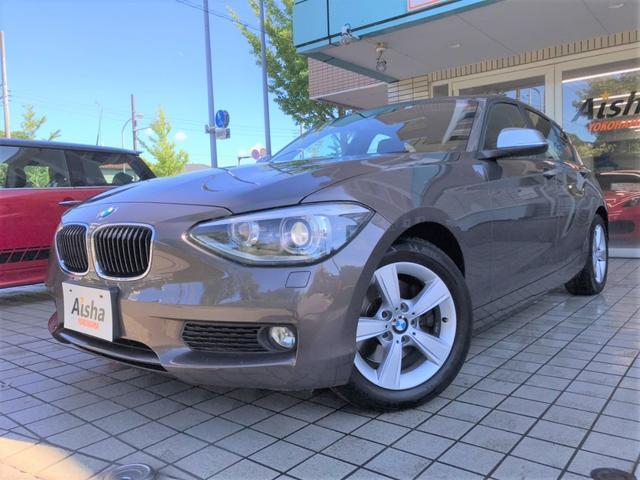 BMW 116i i-Driveナビ・HID・ETC