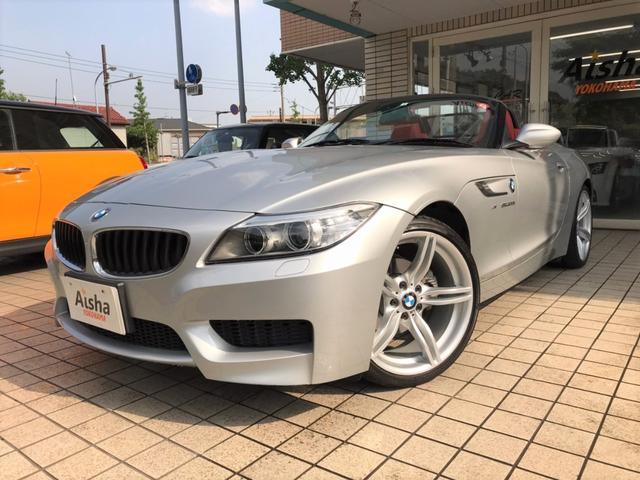 BMW sDrive20i Mスポーツ 赤レザー・シートH・19AW