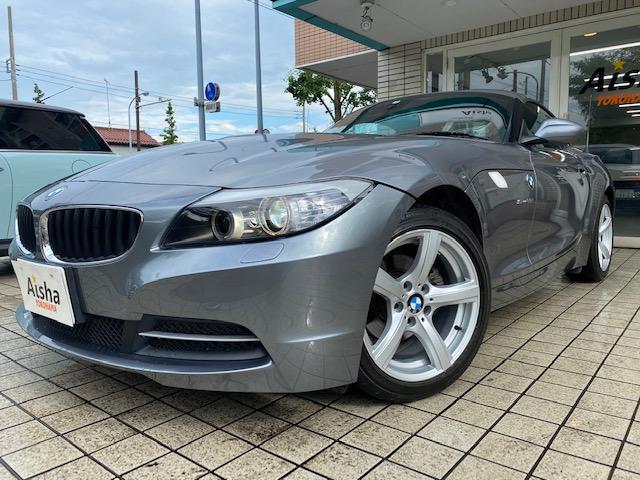 BMW sDrive23i ハイライン 赤レザー・HDD・HID