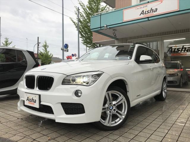BMW sDrive 20iMスポーツ HDDナビ・地デジ・Bカメラ