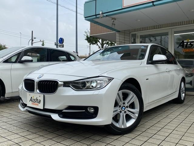 BMW 320d スポーツ iDriveナビ・Bカメラ・HID・ETC
