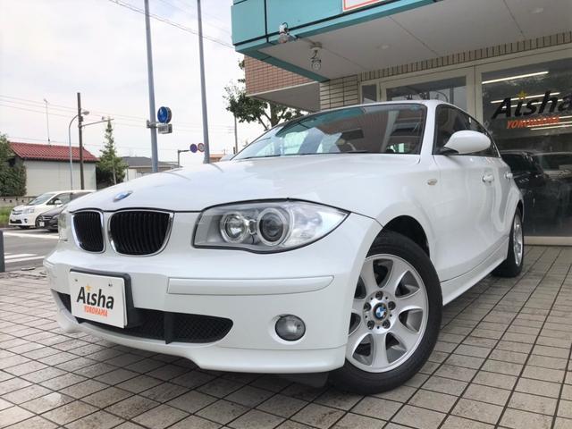 BMW 118i 1オーナー・HID・ETC
