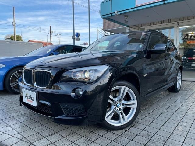 BMW X1 sDrive 18i Mスポーツ HDDナビ・地デジ・Bカメラ・HID・ETC・18AW